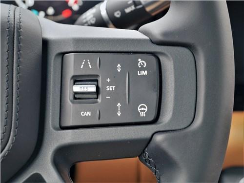 Land Rover Defender 90 (2020) руль