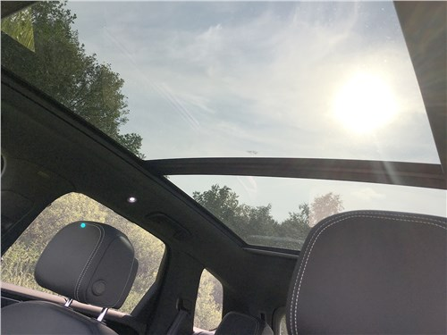 Предпросмотр volkswagen touareg r-line (2021) панорамная крыша