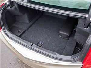 Предпросмотр cadillac ats 2012 багажник 2
