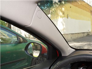 Chery M11 2013 передние стойки кузова