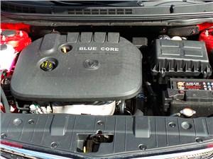 Changan Eado 2014 двигатель