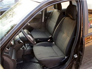 Datsun on-DO 2014 передние кресла