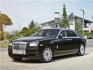 Фото машин Rolls-Royce