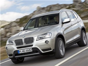 BMW X3 (универсал)