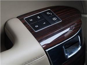 Range Rover LWB 2014 кнопки памяти настроек водительского сиденья