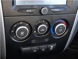 Datsun mi-Do 2015 управление климатом