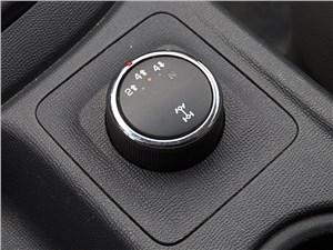 Chevrolet Trailblazer 2012 Селектор системы полного привода
