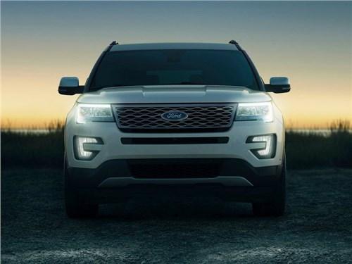 Ford готовится к выпуску нового поколения Explorer