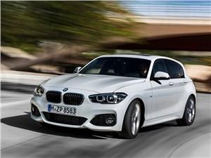 BMW 1 series <br />(хэтчбек 5-дв.)