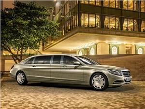 Предпросмотр mercedes-benz s600 pullman maybach 2016 президентам и шейхам