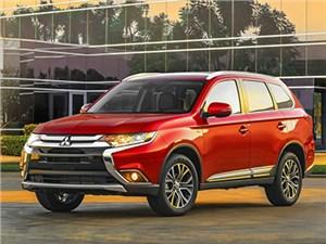 Mitsubishi Outlander нового модельного года дебютировал в Нью-Йорке