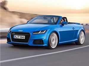 Новость про Audi TT - Audi TT Roadster 2015