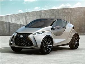 Lexus LF-SA Concept 2015 Маленький самурай