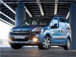 Citroen Berlingo - citroen berlingo 2009 в удовольствие