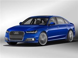 Новость про Audi A6 - Audi A6 L e-tron