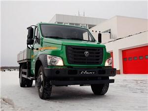 GAZ ГАЗон NEXT - газон next 2015 полпред