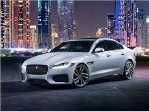 Новый Jaguar XF - Jaguar XF 2016 Фокусник