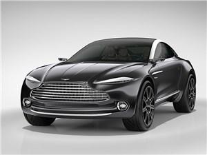 Aston Martin DBX Concept 2015 Реформатор
