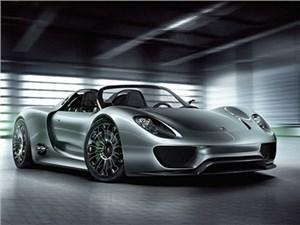 Первый в России Porsche 918 Spyder уже продан