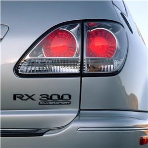 Предпросмотр lexus rx300 2001 задние фонари