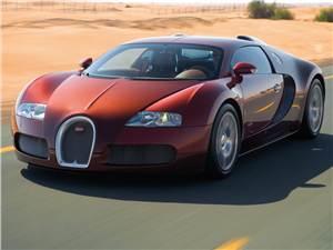 Bugatti Veyron Grand Sport (купе)