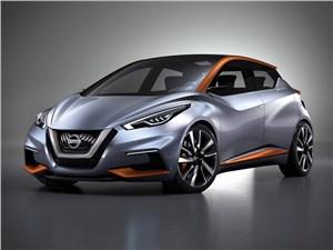 Nissan Sway Concept 2015 Злюка