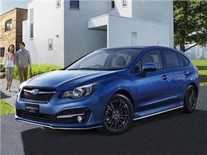 В Японии стартовал прием заказов на гибридный спорткар Subaru Impreza