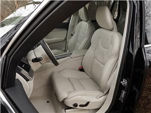 Volvo XC90 2015 передние кресла