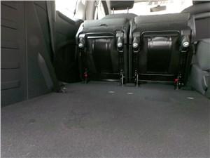 Citroen Berlingo 2012 кресла заднего ряда