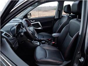 Tiggo 5 2014 передние кресла