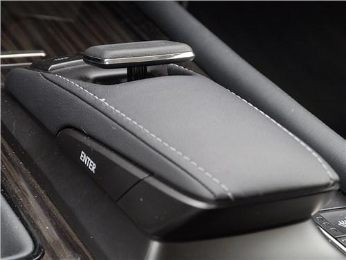 Lexus LX 2016 джойстик-«грибок»
