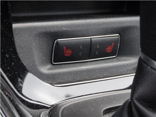 Ford Fiesta sedan 2015 подогрев сидений