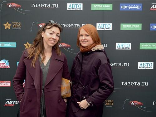Елизавета Хмелева и Марта Голышева (Cadillac)