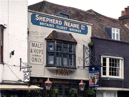В старинных британских пивоварнях напиток готовят так же, как несколько веков назад