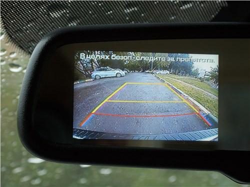 Hyundai Н-1 2018 зеркало