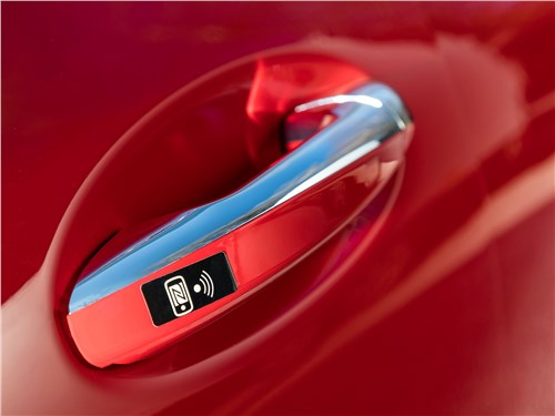 Предпросмотр mercedes-benz cla 2020 ручка двери