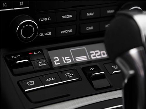 Предпросмотр porsche 911 gt3 2018 управление климатом
