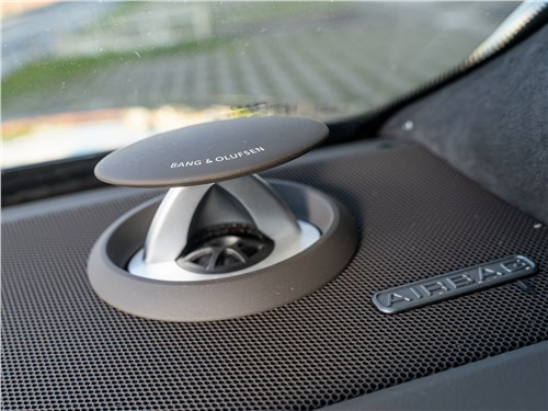 Audi A8 2018 аудиосистема