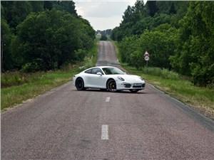 Предпросмотр porsche 911 carrera 4s 2012 вид сбоку