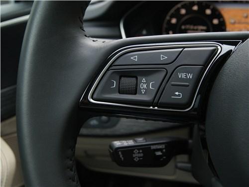 Audi A5 Sportback 2020 руль
