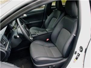 Предпросмотр lexus ct 200h 2011 передние кресла