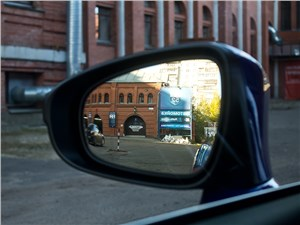 Предпросмотр lexus is fs 2013 боковое зеркало