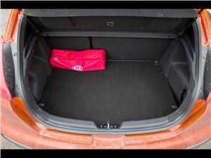 Kia Pro cee'd 2013 3 дв. багажное отделение