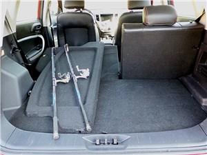 Предпросмотр changan cs35 2014 багажное отделение