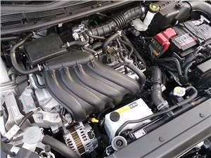 Nissan Sentra 2013 двигатель