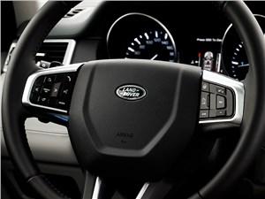 Land Rover Discovery Sport 2015 кнопки управления на руле