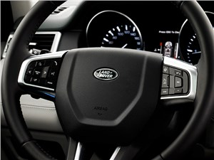 Предпросмотр land rover discovery sport 2015 кнопки управления на руле