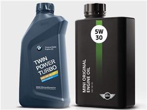 BMW Twinpower Turbo и MINI Original Engine Oil