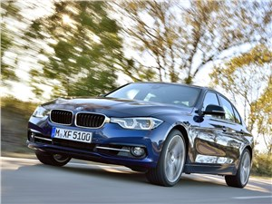 BMW 3 series 2016 Вечно молодая