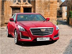 Cadillac CTS - cadillac cts аристократия